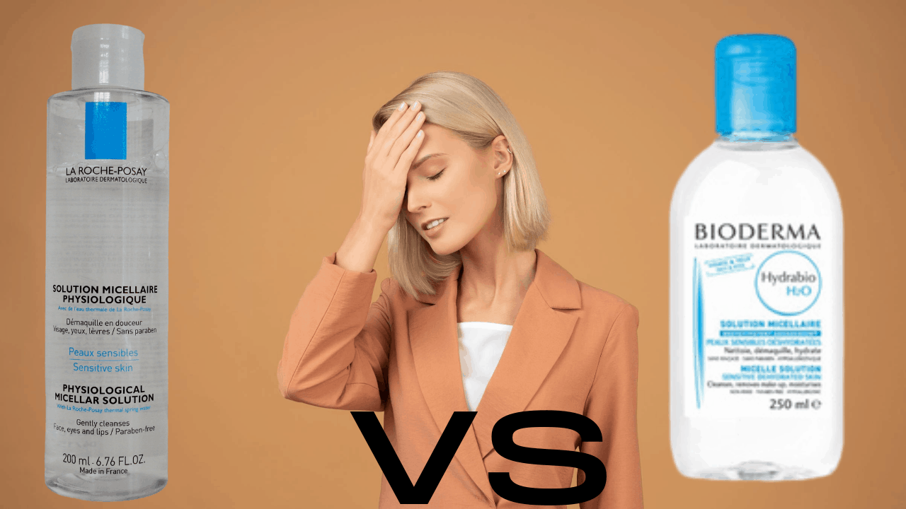Bioderma vs La Roche-Posay Micellar Water [Which Micellar Water Is The Best?