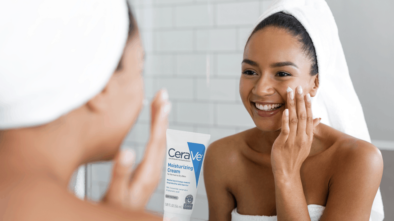 Can I use CeraVe Moisturizing Cream On My Face?